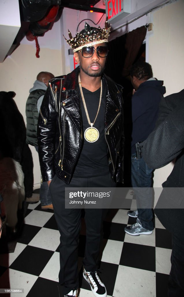 Fabolous celebrates his birthday at WIP on November 18, 2012 in New York City.