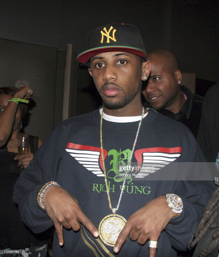 Fabolous during Phat Farm Party for Magic 06 - February 22, 2006 at Palm Hotel Hard wood Suite in Las Vegas, Nerevada, United States.