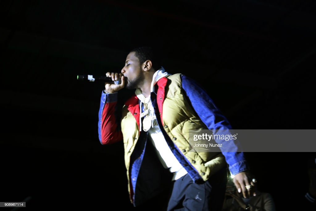 Fabolous And Jadakiss In Concert - Brooklyn, NY