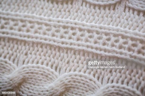 fabric close-up - tricoté photos et images de collection