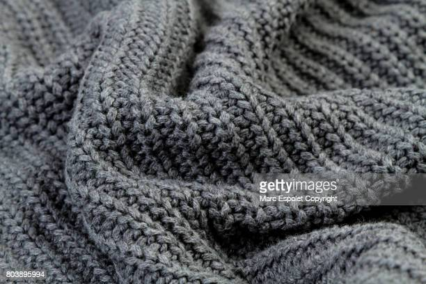 fabric - knitted stock pictures, royalty-free photos & images