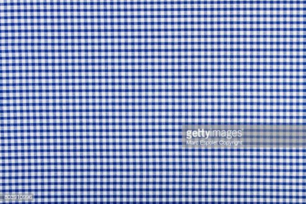 fabric - checked pattern stock pictures, royalty-free photos & images