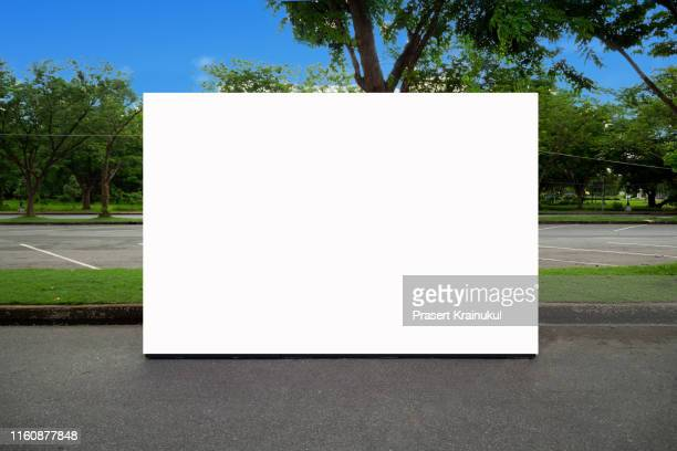 fabric pop up basic unit advertising banner media display backdrop - pop up store stock pictures, royalty-free photos & images