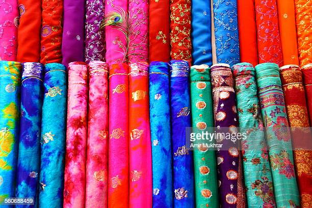 Fabric Rolles