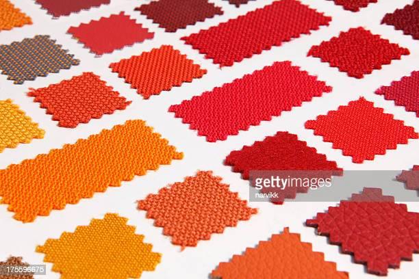 Échantillon de tissu