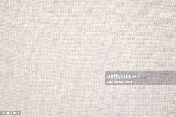 fabric texture background - beige foto e immagini stock