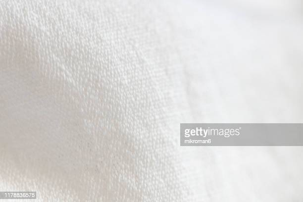 fabric texture background. - textured stock pictures, royalty-free photos & images