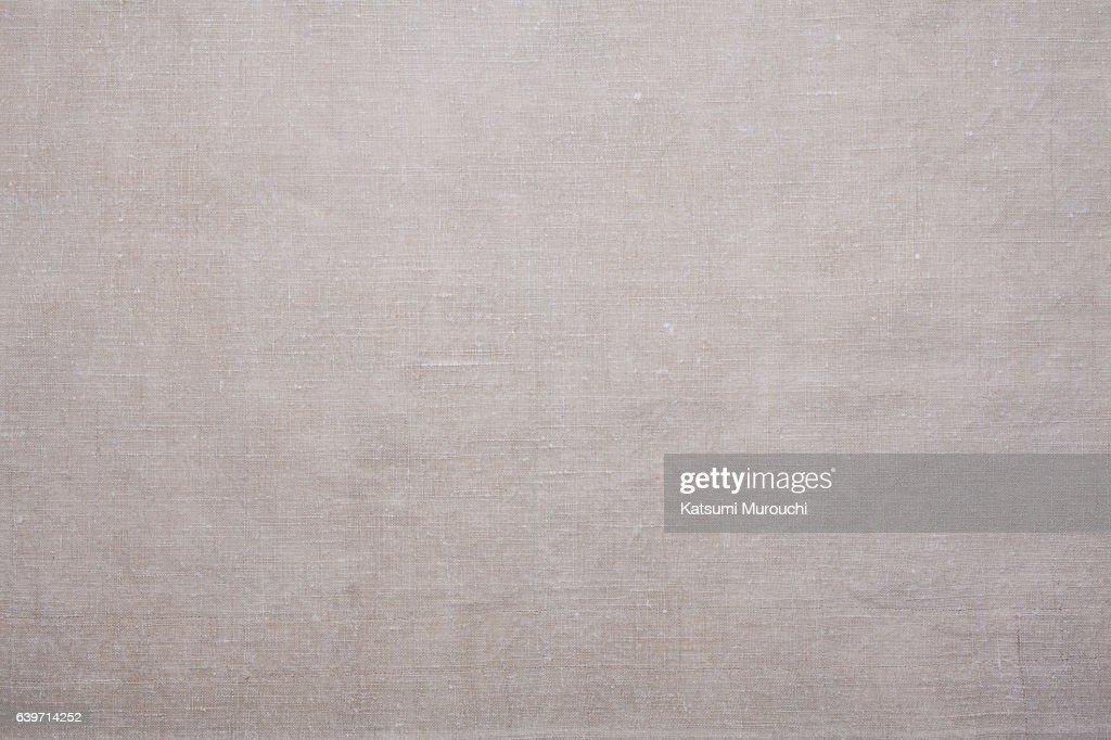 Fabric texture background : ストックフォト