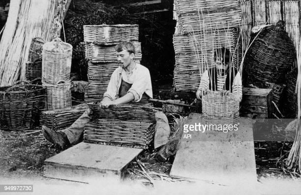 Fabrication des Paniers et travaux de vannerie à Golfe Juan en France