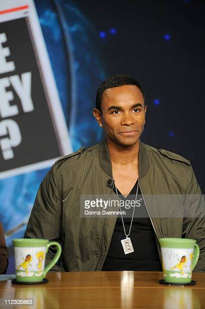 THE VIEW Fabrice 'Fab' Morvan former member of the pop duo Milli Vanilli who was embroiled in one of the biggest scandals in pop music appeared on...