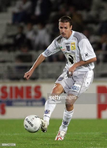 Fabrice JAU - - Istres / Bastia - 13e journee de Ligue 2,