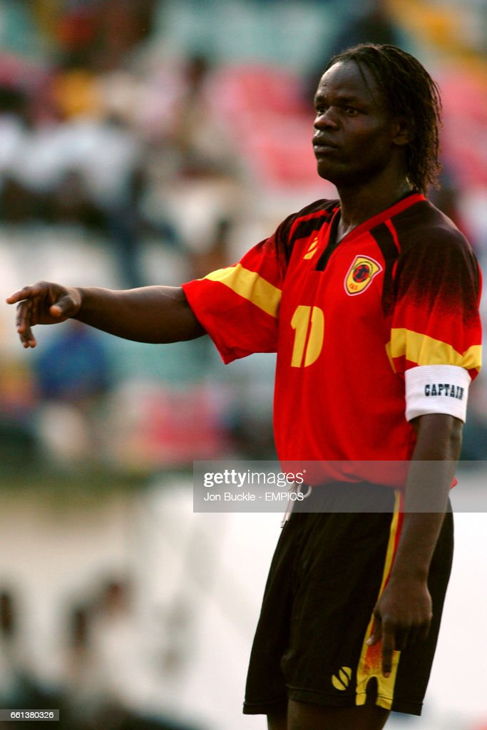 Fabrice Maieco Akwa, Angola News Photo - Getty Images