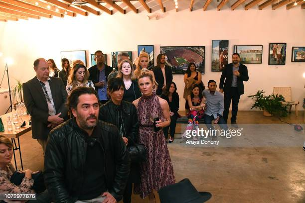 Fabrice Spies Benefiting STOP Trafficking of People on December 13 2018 in Los Angeles California