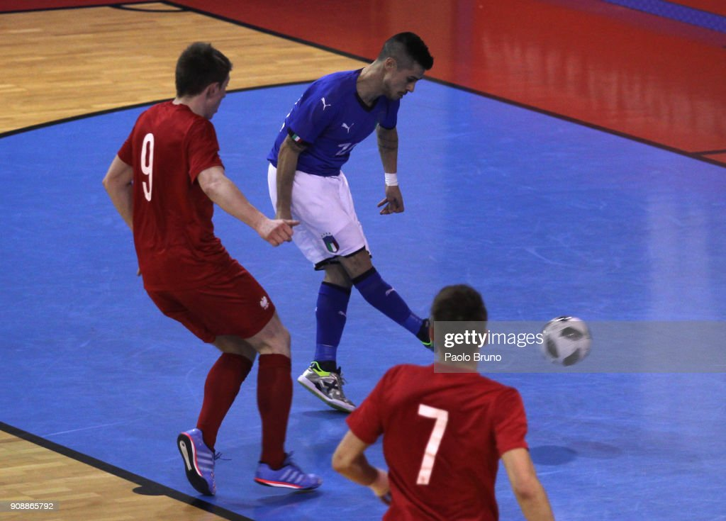 Italy v Poland - Futsal International Friendly