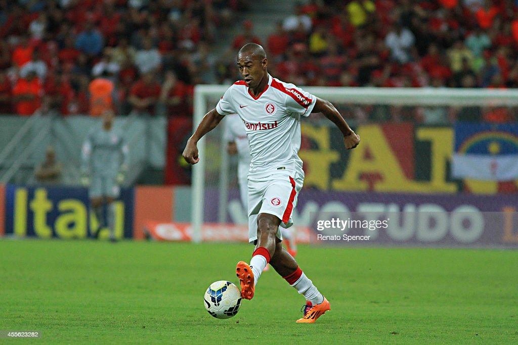 Fabricio Of Internacional In Action During The The Brasileirao Series News Photo Getty Images