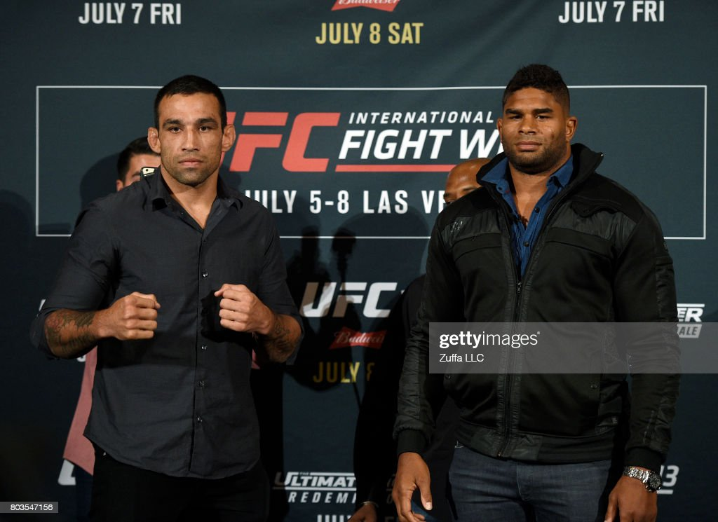UFC International Fight Week - Media Day : News Photo
