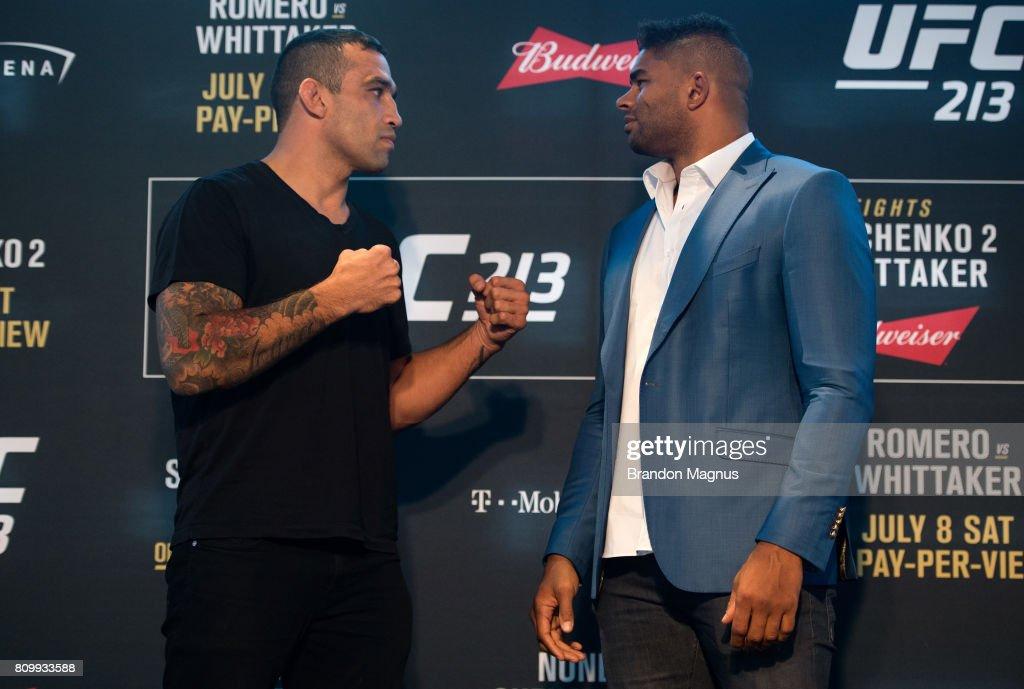 UFC 213: Ultimate Media Day : News Photo