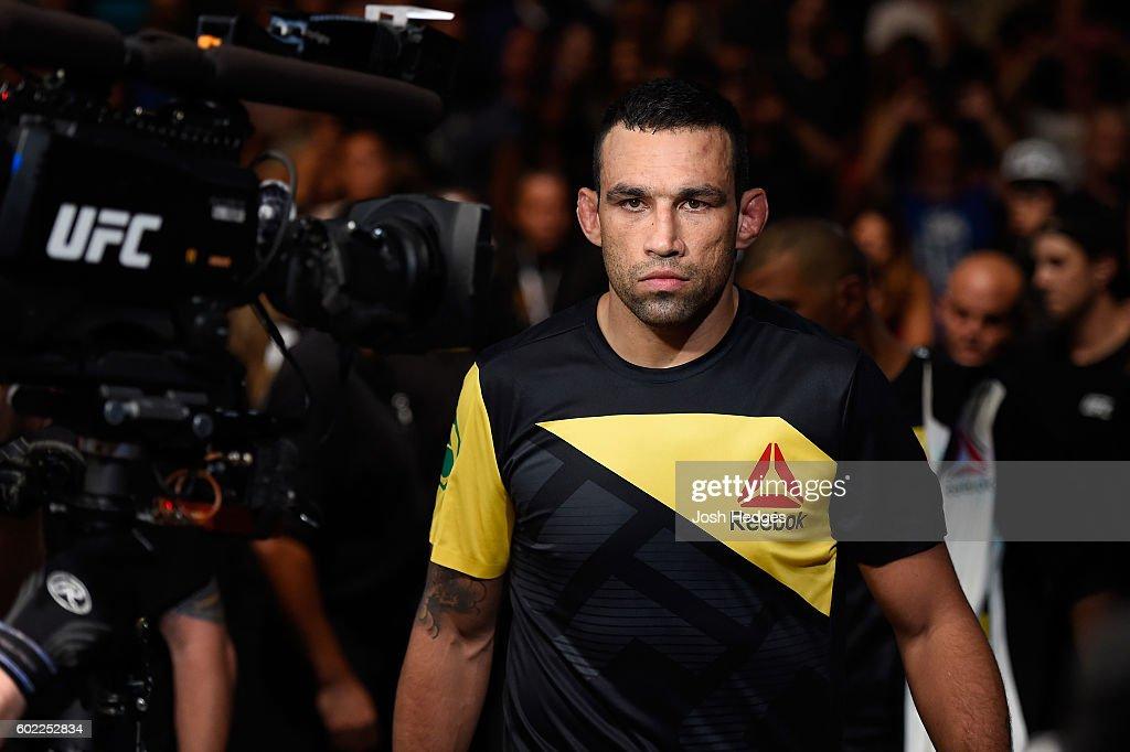 UFC 203: Werdum v Browne : News Photo