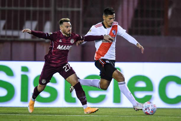 ARG: Lanus v River Plate - Torneo Liga Profesional 2021