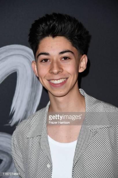 Fabrizio Guido attends Season 1 Premiere Of Netflix's Mr Iglesias at Regal Cinemas LA Live on June 20 2019 in Los Angeles California