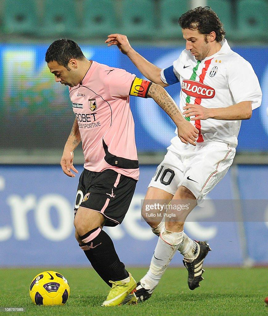 US Citta di Palermo v Juventus FC - Serie A : News Photo
