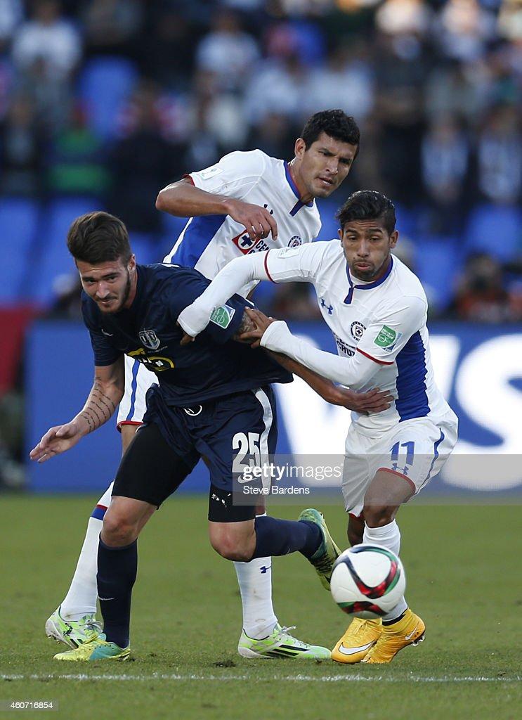 Cruz Azul FC v Auckland City FC - FIFA Club World Cup  3rd Place Match