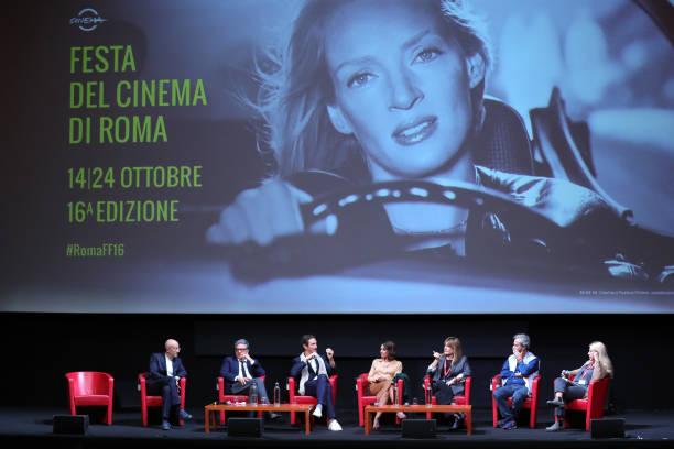 "ITA: ""Crazy For Football"" Press Conference - 16th Rome Film Fest 2021"