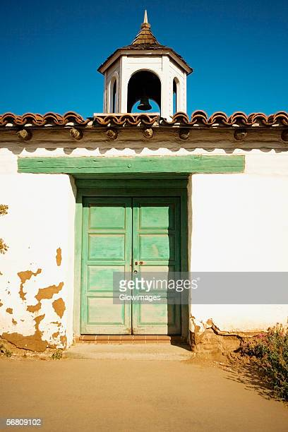 facade of a building in old town san diego, san diego, california, usa - old town san diego stock pictures, royalty-free photos & images