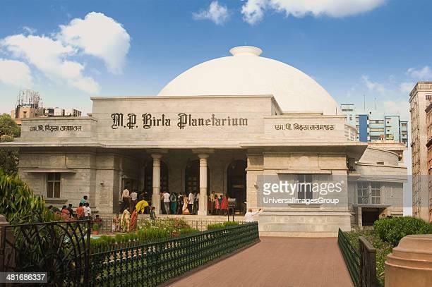 Facade of a Planetarium BM Birla Planetarium Kolkata West Bengal India