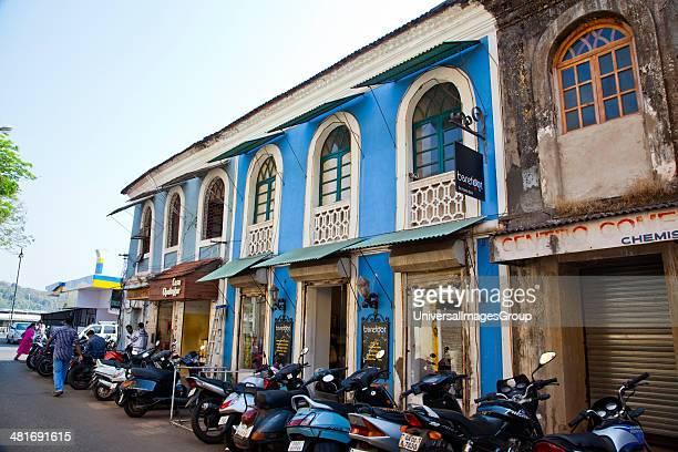 Facade of a shopping store Barefoot Panaji North Goa Goa India