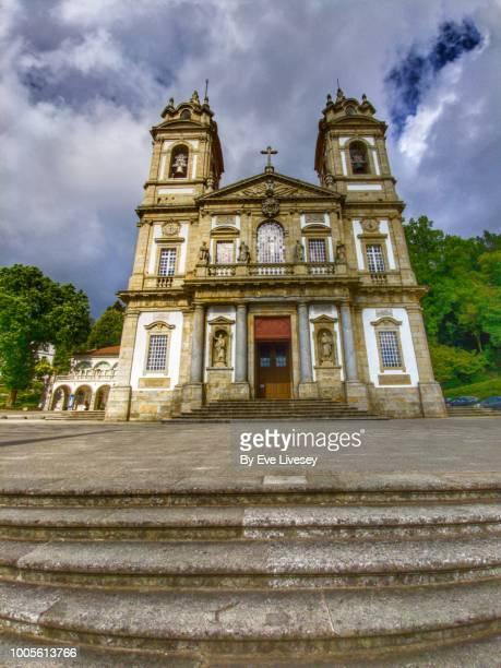 Facade of Bom Jesus Church
