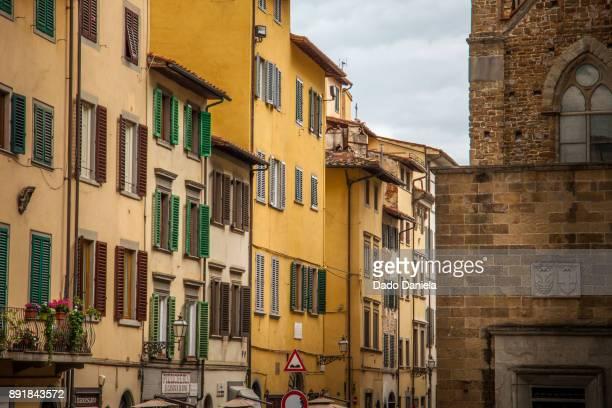 Facade of Florence