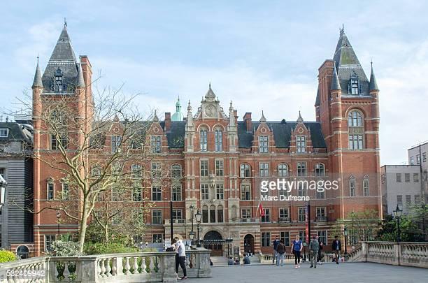 Fachada de Royal College of Music de Londres