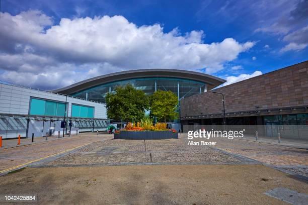 Facade of the Central Milton Keynes shopping