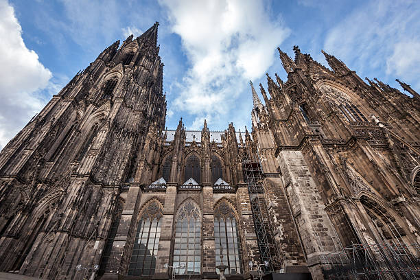 the significance of the gothic cathedral Stained glass and the gothic style the gothic style which made these cathedrals so magnificent was soon applied to smaller structures, as well.