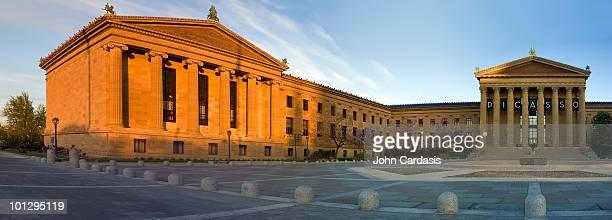 Facade of The Philadelphia Museum of Art