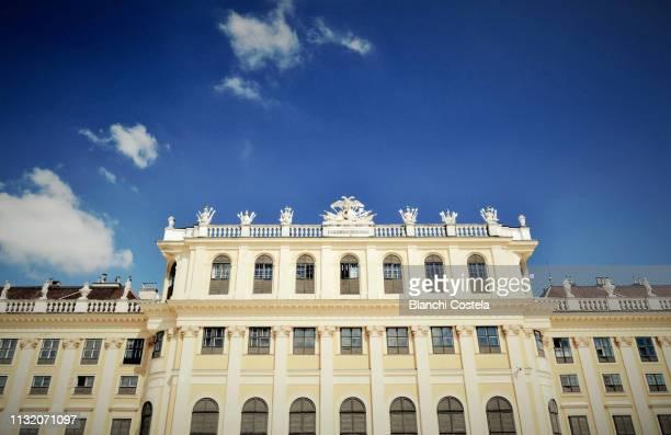 Facade of the Schönbrunn Palace
