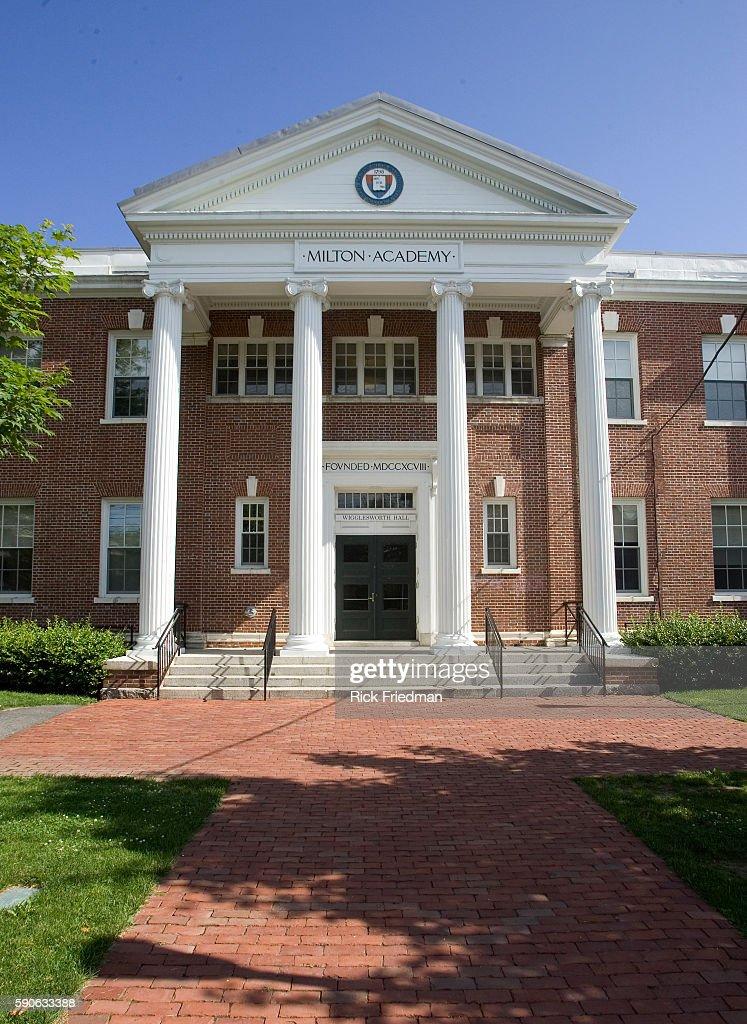 Milton Academy Sex Scandal