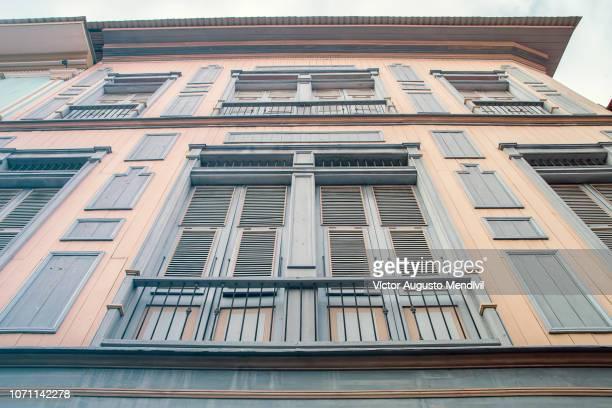 facade - inclinando se - fotografias e filmes do acervo