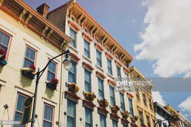 facade - cincinnati stock pictures, royalty-free photos & images