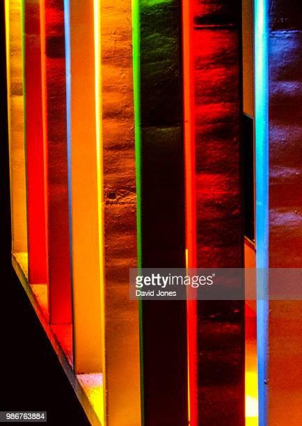 facade - stadio olimpico nazionale foto e immagini stock