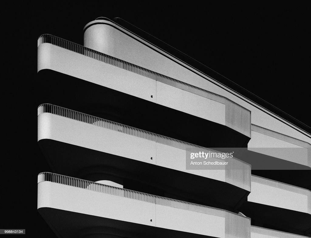 facade study lV : Foto de stock