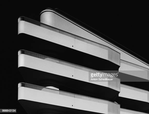 facade study lv - anton schedlbauer stock pictures, royalty-free photos & images