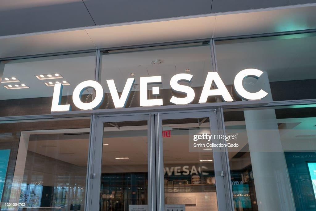 Lovesac : ニュース写真