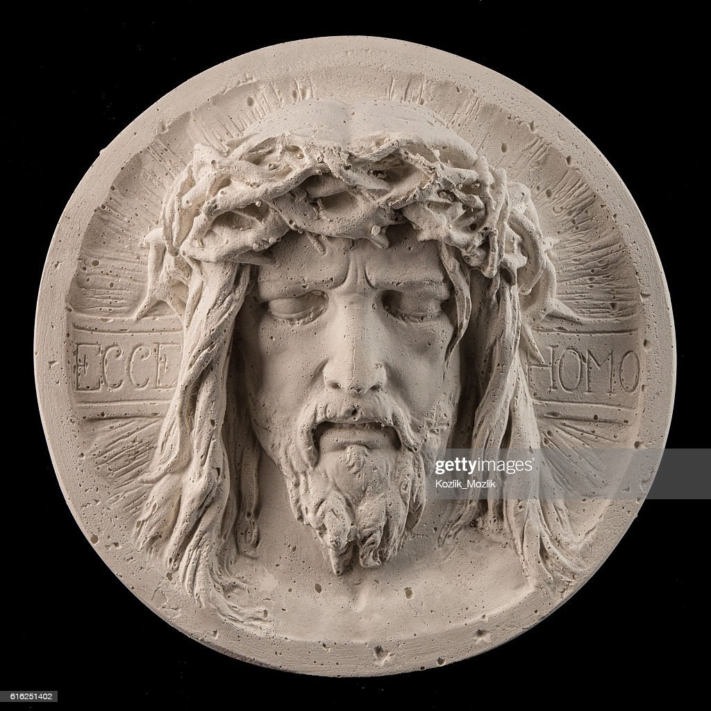 face of Christ : Stock-Foto