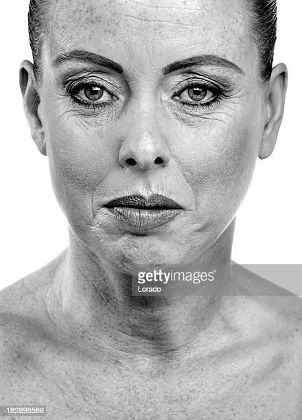 cara de vida - silhueta de corpo feminino preto e branco imagens e fotografias de stock