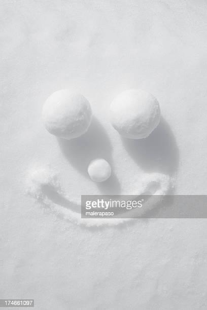 Visage de la neige