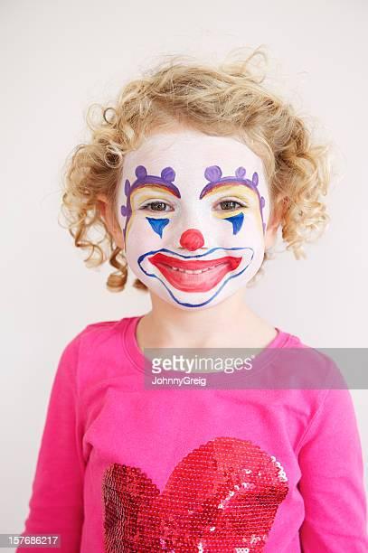 Gesicht malen Mädchen
