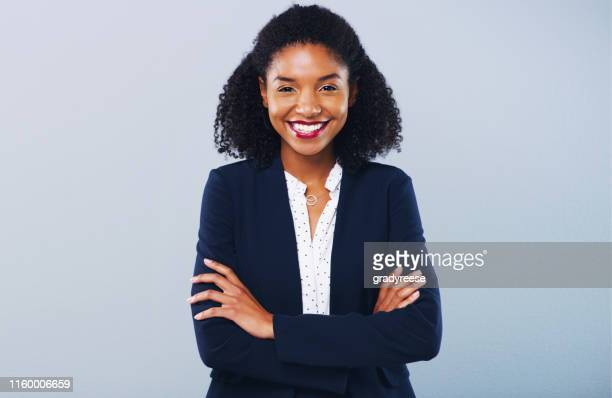 face your career with self confidence - gray suit stock pictures, royalty-free photos & images