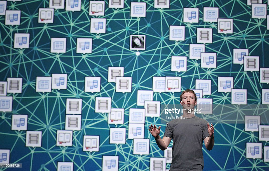 Facebook Holds Its Fourth f8 Developer Conference : News Photo